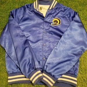 1980 Rare LA Rams Bomber Jacket